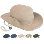 Cotton Twill Fabric Bucket Hat