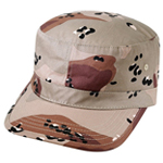 Army camo cap