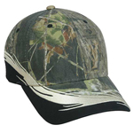 Cotton Twill Military Camo Cap
