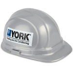 Sleek Hard Hat W Safety Chin Strip