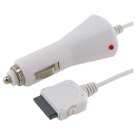 Apple Car Charger for iPod iPhone
