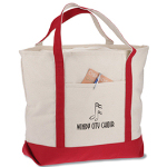 16-oz Cotton Boat Tote