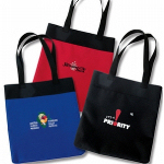 Deluxe 600D Poly Canvas Tote Bag