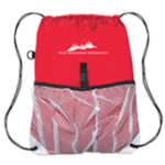 Sports Pack with Mesh Pocket