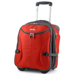 Single Upright Wheeled Luggage