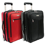 21-inch Hybrid Upright Garment Bag