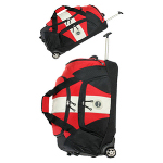 Lightweight Rolling Upright Luggage