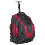Luggage Wheeled Rolling Backpack