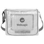 Graf Clear Messenger Bag