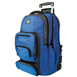 21 Inchs Wheeled Backpack with Computer Sleeve