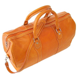 Milano Leather Duffel Bag - 40 inch