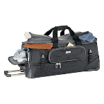 30 inches Drop Bottom Wheel Duffel