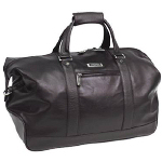 20 inches Leather Duffel Bag