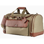 Leather Accent Club Duffel