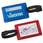 Courier Luggage Tag