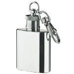 Snap Hook Hip Flask