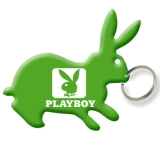 Rabbit Shaped Bottle Opener Keychai