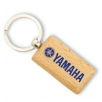 Eco Friendly Wood Keychain