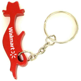 Cat Bottle Opener Key Chain
