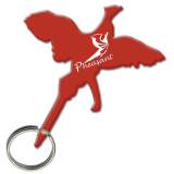 Pheasant shape bottle opener
