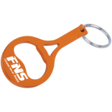 Tennis Racket Bottle Opener Keychai