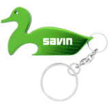 Duck Custom Bottle Opener Aluminum