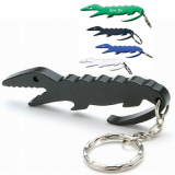 Alligator Bottle Opener Keyring