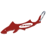 Saw Shark Shape Bottle Opener Keych