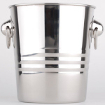Ice Bucket With Small Handle