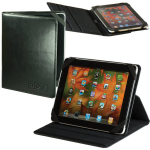 Leather iPad  2 Case Stand