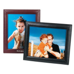 Genuine Split Leather Picture Frame
