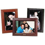 Leather Single Picture Frame