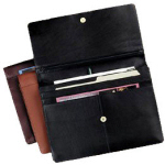 Leather Underarm Portfolio