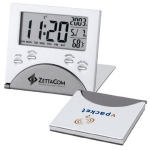 Slim Travel Alarm Clock