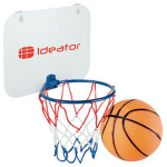 Plastic Basketball Set
