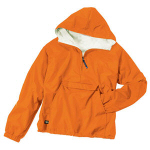 Classic Solid Pullover Jacket