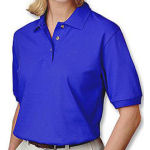 6.7 Oz Ladies Cotton Polo