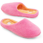 Closed Toe Soft Terry Slipper