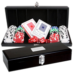 100 Chip Executive Poker Set