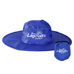 Folding Nylon Sun Hat