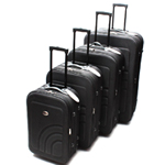 Deluxe 4-piece Luggage Set