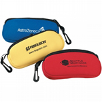 Handy Padded Neoprene Eyeglass Case