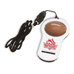 Football Shaped Whistler