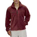 Polyester Fleece Golf Jacket