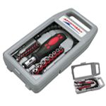 20-in-1 Ratchet Tool Kit Set