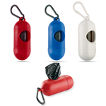 Pet Poop Bag Dispenser with Carabiner