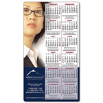 4 x 7 Inch - Rectangle Calendar Magnet