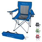 Breezy Mesh Folding Chair