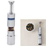 Stnless Steel Peppermill