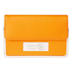 Leatherette Business Card Case
